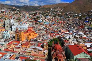 colorful cities guanajuato song of the road