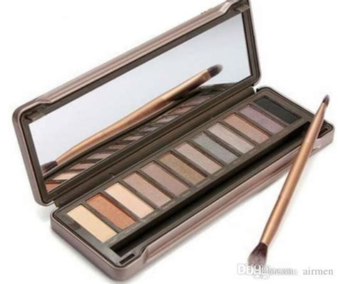 Eyeshadow 6 Color Ch1473 No 01 factory direct smoky makeup no 1 2 3 palette eyeshadow