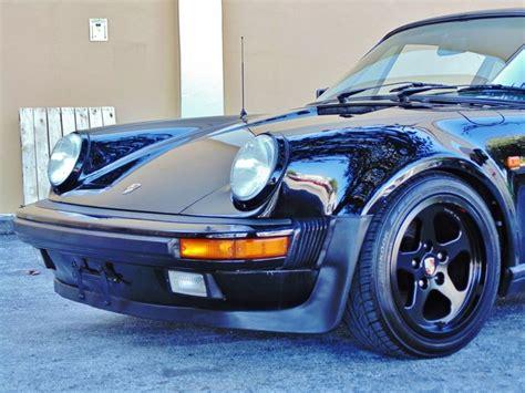 Ruf Porsche 911 Turbo by 1987 Porsche 930 911 Turbo Ruf Upgrades For Sale