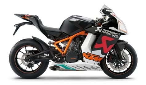 Motorrad Supersportler Club by Ktm Rc8r Replicas Modellnews