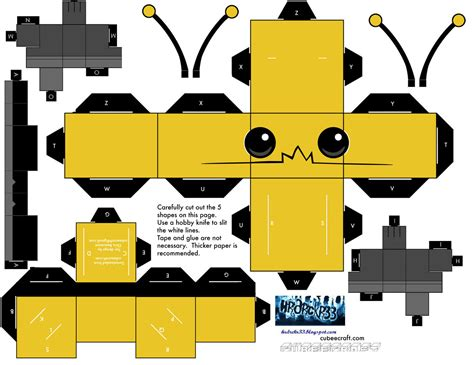 Castle Crashers Papercraft - hominid castle crashers by hrdrckr33 on deviantart