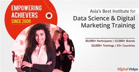 Courses On Digital Marketing - digital marketing big data analytics courses