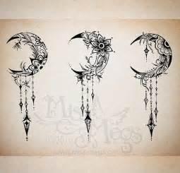 the 25 best crescent moon tattoos ideas on pinterest