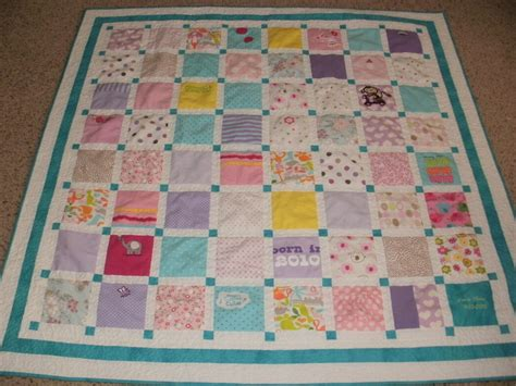 clothes quilt pattern baby clothing quilt custom made for avery