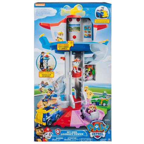 paw patrol lights and sounds in stock