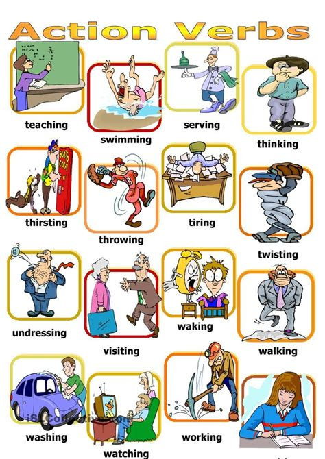 verb pattern board game action verbs board game อ งกฤษ 2 pinterest action