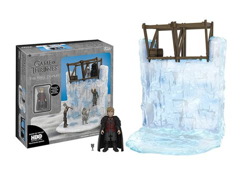 Limited Stock Wall E Figure Set of thrones 3 75 quot figure the wall display set