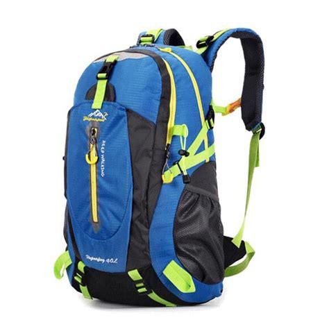 rucksack for sale sale large capacity backpack crutch bag rucksack waterproof travel packs 40l