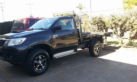 lifted toyota tas for sale hackett s discount tyres 2006 2014 toyota hilux 50mm