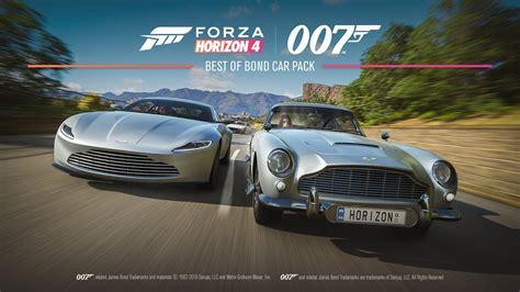 boat car forza horizon 4 forza horizon 4 is getting the many cars of bond james