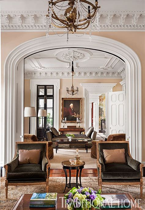 beautiful grand charleston home interior elegant homes
