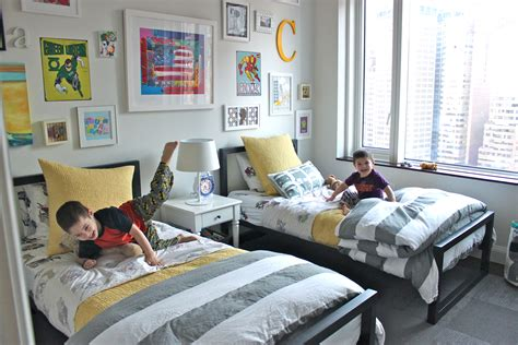 shared boys bedroom ideas declutter your life with 500 to target and the container