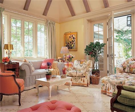 English Country Living Room | key interiors by shinay english country living room