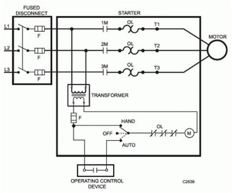 hoa switch schematic symbol motor starter schematic