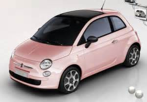 Fiat 500 Baby Pink Fiat 500 Pink Car My Style Of Things