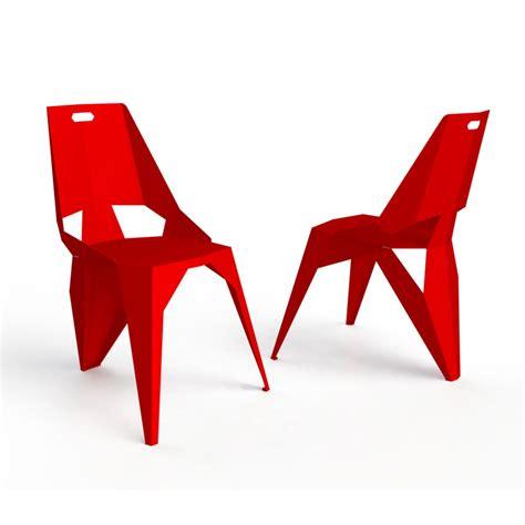 chaise style industriel chaise style industriel plexus zhed zendart design