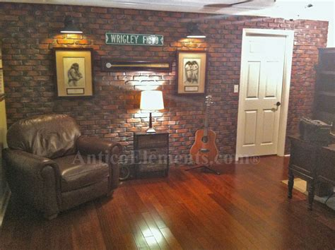 Cheap Paneling by Faux Brick The Blog On Cheap Faux Stone Panels