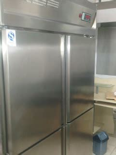 Freezer Second Murah kerinda cahaya equipment ur chiller freezer 4door