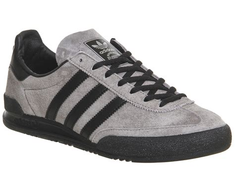 adidas jeans adidas jeans solid grey black trainers shoes ebay