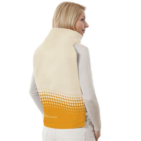 coussin chauffant pour le dos coussin chauffant 233 lectrique pour la nuque et le dos