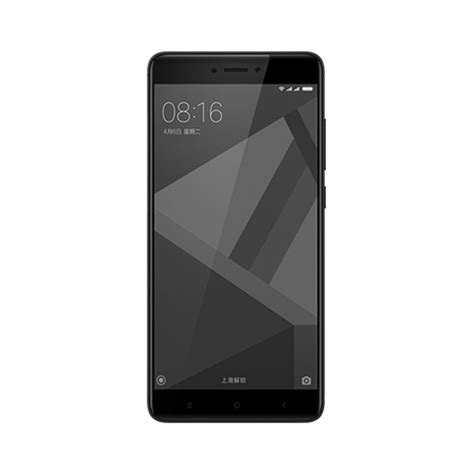 Hp Xiaomi Redmi 4c jual xiaomi redmi note 4x snapdragon 3 32 gold garansi distri 1 tahun kedai hp