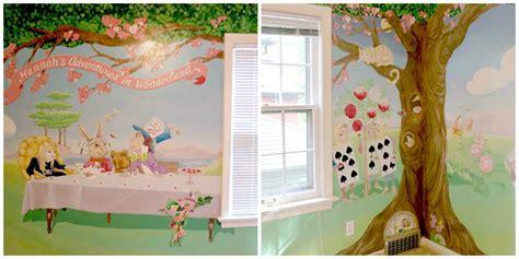 alice in wonderland mural alice in wonderland decor ideas pinter alice in wonderland mural collage clean eats fast feets