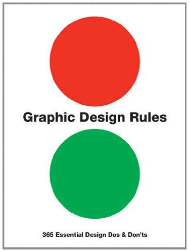 libro graphic design rules 365 essential design dos and