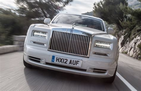 rolls royce phantom price rolls royce phantom series ii prices cut by up to