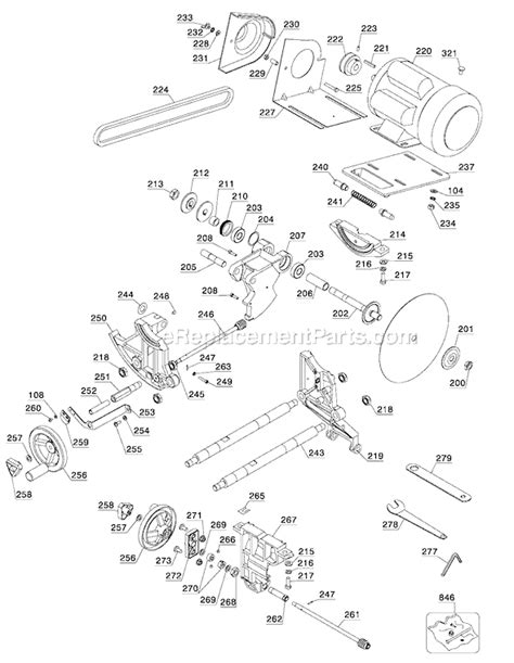 delta 36 978 parts list and diagram type 1