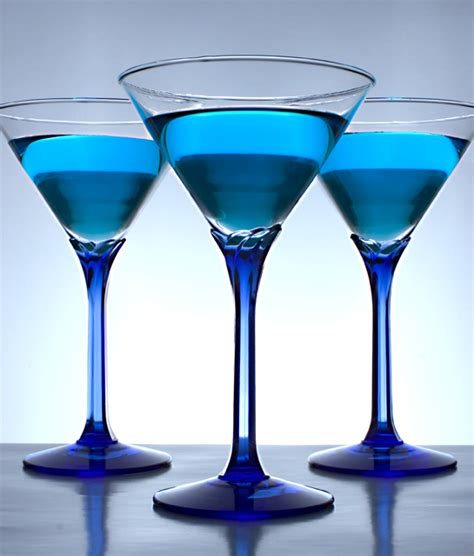 electric blue martini by tommy 2 tone dpchallenge