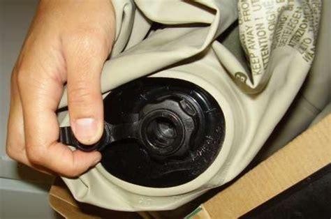 valve adapter for air mattress