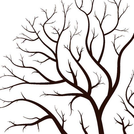 tree branch template tree branch template clipart best