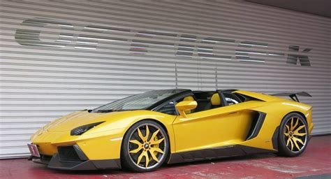 yellow and black lamborghini office k lamborghini aventador roadster is a black and