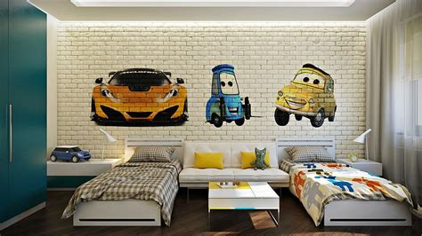 amazing kids bedrooms 25 vivacious kids rooms with brick walls full of personality