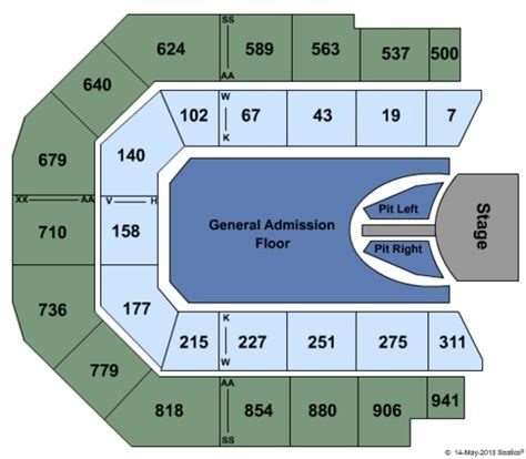 seating layout vector arena spark arena tickets in auckland spark arena seating
