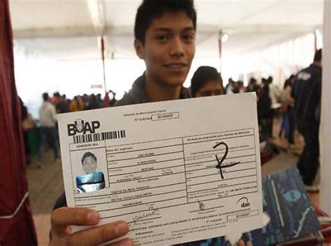 proceso admisin buap 2016 enero medicina convocatoria entrega del proceso de asignaci 243 n de examen a la buap 2017