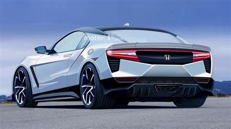 2019 Honda Sports Car by 2019 Honda S2000 Render Makes Us Wish It Were Real