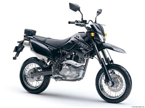 125 Motorrad Kawasaki Ninja by Kawasaki News 2010 Klx125 D Tracker 125 Motorrad News