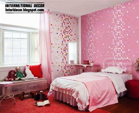 Decorating Ideas For Girls Bedroom | 15 pink girl s bedroom 2014 inspire pink room designs