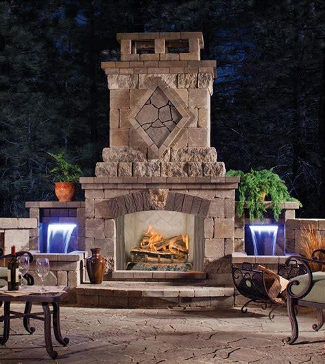outdoor wood burning fireplace kits k k club 2017