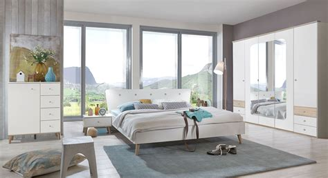 Schlafzimmer Design by Schlafzimmer Komplett G 252 Nstig Im Angesagten Retrodesign