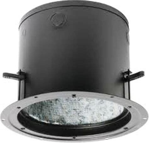 In Ceiling Speaker Enclosure by Atlas Sound Fa97 8 Enclosure Packages For Ceiling And In