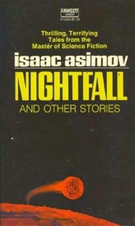 Nocturnes Five Stories Of And Nightfall nightfall and other stories by isaac asimov