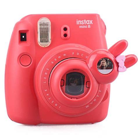 Fujifilm Instax Mini 8 Raspberry caiul 7 in 1 fujifilm mini 8 accessories raspberry instax mini 8 mini album