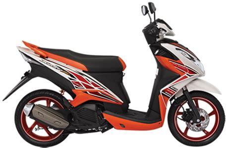Tromol Belakang Rc yamaha new xeon rc harga spesifikasi pilihan warna kilaubiru