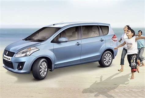 New Suzuki Ertiga Spoiler Model Original Jsl Colour By Request maruti suzuki launches limited edition of ertiga rediff