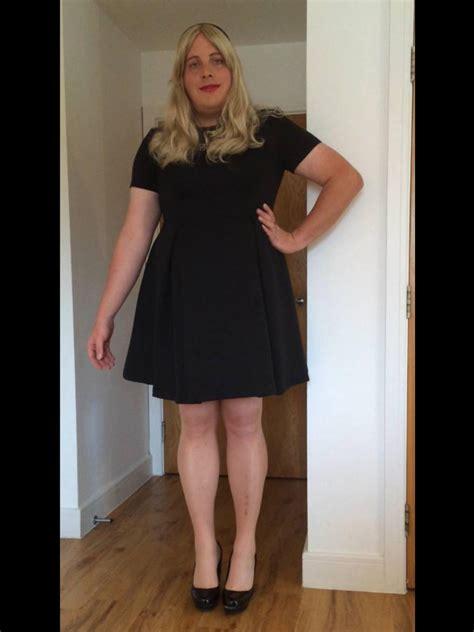 little black dress crossdresser every girl needs a little black dress crossdressing