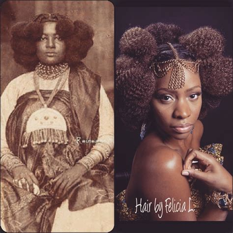 history about hairstyles celebrity hair stylist felicia leatherwood s rendition of