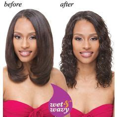 track hair that looks like wet and wavy hair 1000 images about hairstyles on pinterest full sew in