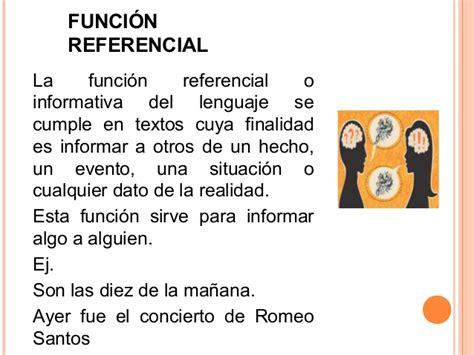 imagenes de informativa o referencial funciones del lenguaje